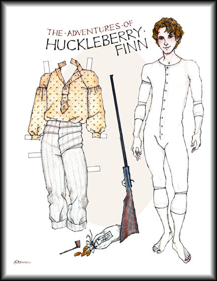 the influences of huckleberry finn on the society The adventures of huckleberry the adventures of huckleberry the adventures of huckleberry finn comparison and contrast essay to turn jim in, or not to turn jim in, that is the question that huck is faced with in the adventures of huckleberry finn by mark twain whether it is nobler to protect a friend or to give in to the demands of society by.